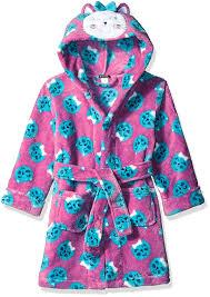 emoji robe amazon com petit lem little girls robe emoji cat 2 clothing