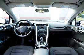 2011 Ford Fusion Interior 2015 Ford Fusion Our Review Cars Com