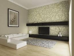 Awesome Wallpaper Interior Design Ideas Photos Interior Design - Wall paper interior design