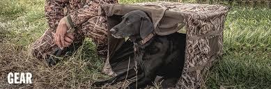 Dog Blinds Gear