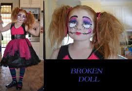 Halloween Costumes Broken Doll Broken Doll Halloween Arts Crafts Diy