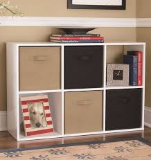 Storage Bins For Shelves by Furniture Cube Storage Boxes Target Storage Cubes Target