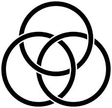 borromean ring three circles tattoo search tattoo circle
