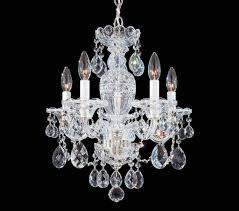 Light Crystal Chandelier Make 5 Light Crystal Chandelier From Candelabrum U2014 Best Home Decor
