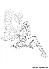 coloring pages barbie dressed beautiful
