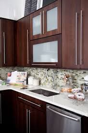 Frosted Glass Kitchen Cabinet Doors Contemporary Kitchen Cabinets 11 Amazing Idea Modern Kitchen