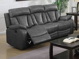 Grey Leather Reclining Sofa The Walworth Reclining Sofa From Ashley Furniture Homestore Afhs
