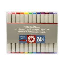 markers michaels