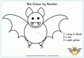 colour number pages kids