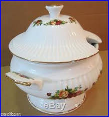 roses china royal albert country roses china large lidded vegetable
