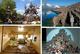 Art Architecture And Design Dirty Art 7 Innovative Artists Who Make Artwork From Trash Urbanist
