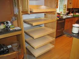 slide out shelves for kitchen cabinets kitchen cabinet roll out trays sliding shelves kitchen slides pull