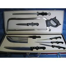 malette de couteaux de cuisine professionnel malette de couteaux de cuisine 0 malette du boucher pradel