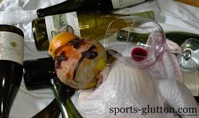 thanksgiving picture jokes sportsglutton u0027s 2nd annual u201cdrunken u201d turkey sportsglutton