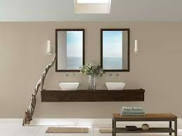 Modern Bathroom Colour Schemes - modern small home interior design ideas renovation matching paint