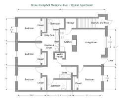stone campbell memorial hall apartments missouri william woods