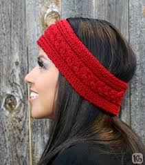 knitted headband pattern 7 easy loom knit headband patterns sizzle stich