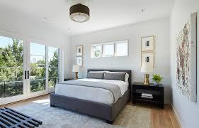 Master Bedroom Light Light Wood Floors Grey Walls Diy Bedroom Light Blue Patterned