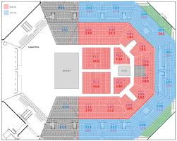 arena floor plans seating charts the bb u0026t arena at northern kentucky university