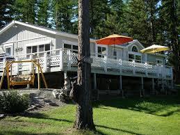 montana house bitterroot lake house in marion montana vrbo