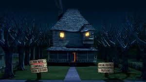 monster house com monster house 2006 dvd movie menus