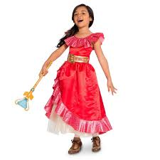 Halloween Costumes Girls Age 11 13 Elena Avalor Costume Kids Shopdisney