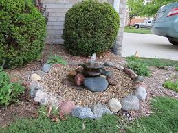 Rock Water Features For The Garden Bubbling Rock Water Feature Hometalk
