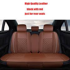 housse de siege duster retour siège couvre housse de siège de voiture en cuir pour dacia