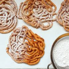 easy homemade funnel cakes shauna sever the next door baker