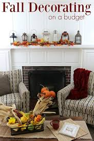Fall Decorating Ideas On A Budget - 408 best fall decorating ideas images on pinterest fall