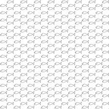 free digital black and white scrapbooking paper with tiny fishes