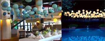 lanterne chinoise mariage comment accrocher ses lanternes