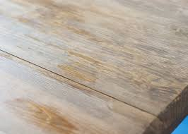 how to stain pine table how to stain a vintage dining table yellow brick home