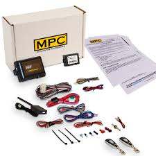 complete 1 button remote start remote entry kit for honda and