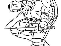 free ninja turtles coloring pages free coloring pages