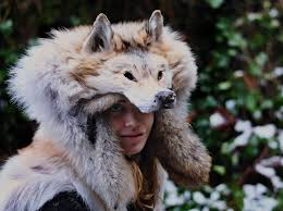 arctic wolf headdress by naturepunk on deviantart