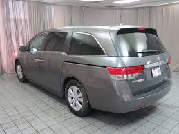 used honda odyssey wheels 2014 used honda odyssey 5dr ex l at coast auto mall serving