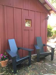 New Mid Century Modern Furniture by Mid Century Modern Adirondack Chair Jardinique Classic Outdoor