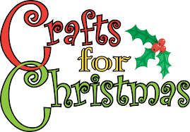christmas arts and crafts clipart 92