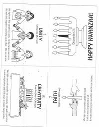 kwanzaa foldable book lovetoteach org free printable worksheets