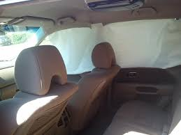 Side Curtains What Makes The Side Curtain Airbag Deploy Honda Pilot Honda