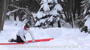 Backyard Rink Kit by Rinkmaster How To Set Up Your Backyard Rink Youtube