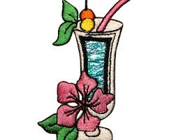 cocktail patch etsy