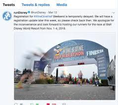star wars light side half marathon postponed wine dine half marathon weekend registration temporarily postponed