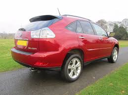 lexus rx red lexus rx400h se rs motor trading company