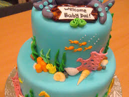Fishing Themed Baby Shower - aquarium themed baby shower images handycraft decoration ideas