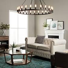 high ceiling light fixtures rustic chandelier centerpiece with bulbs for modern farmhouse