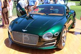 bentley exp 10 speed 6 bentley exp 10 speed 6 shines at the quail autonation drive