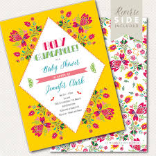 despedida invitation baby shower invitations birthday invitations by lemonademoments