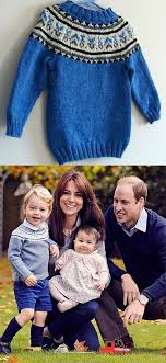 royal family knitting patterns family photos